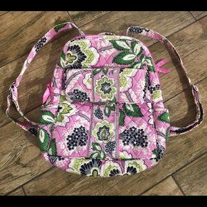 💕 Pink Paisley VERA BRADLEY Backpack Bag